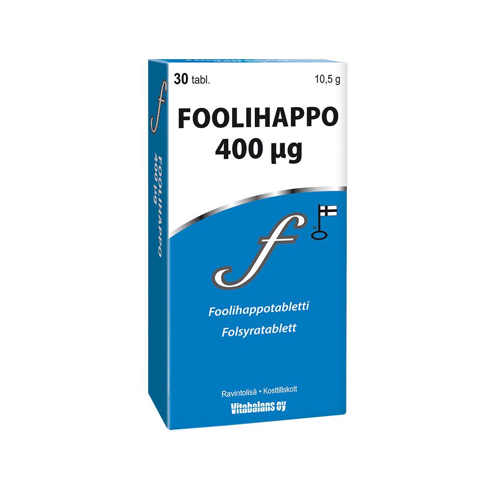 folsyra 500 mikrogram