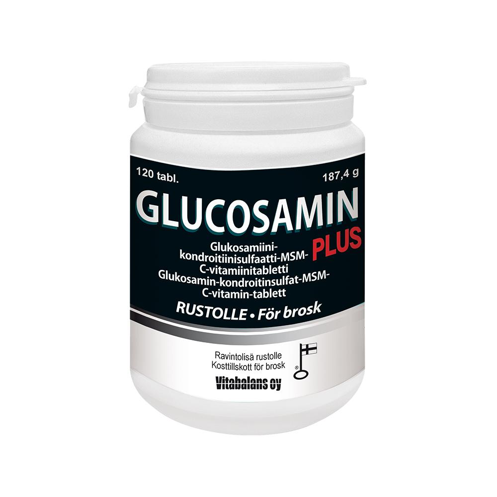 glucosamină condroitină plus sulf asana comună