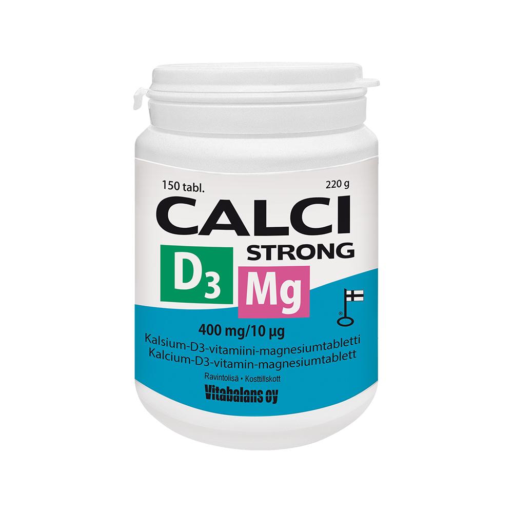 d vitamin kalcium magnesium